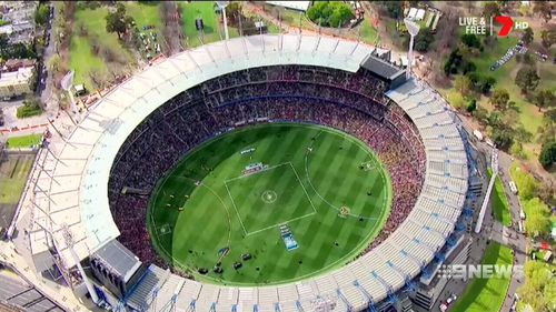 The AFL grand final will stay in Victoria until 2057 under a new deal between the sport governing body and the Victorian government.