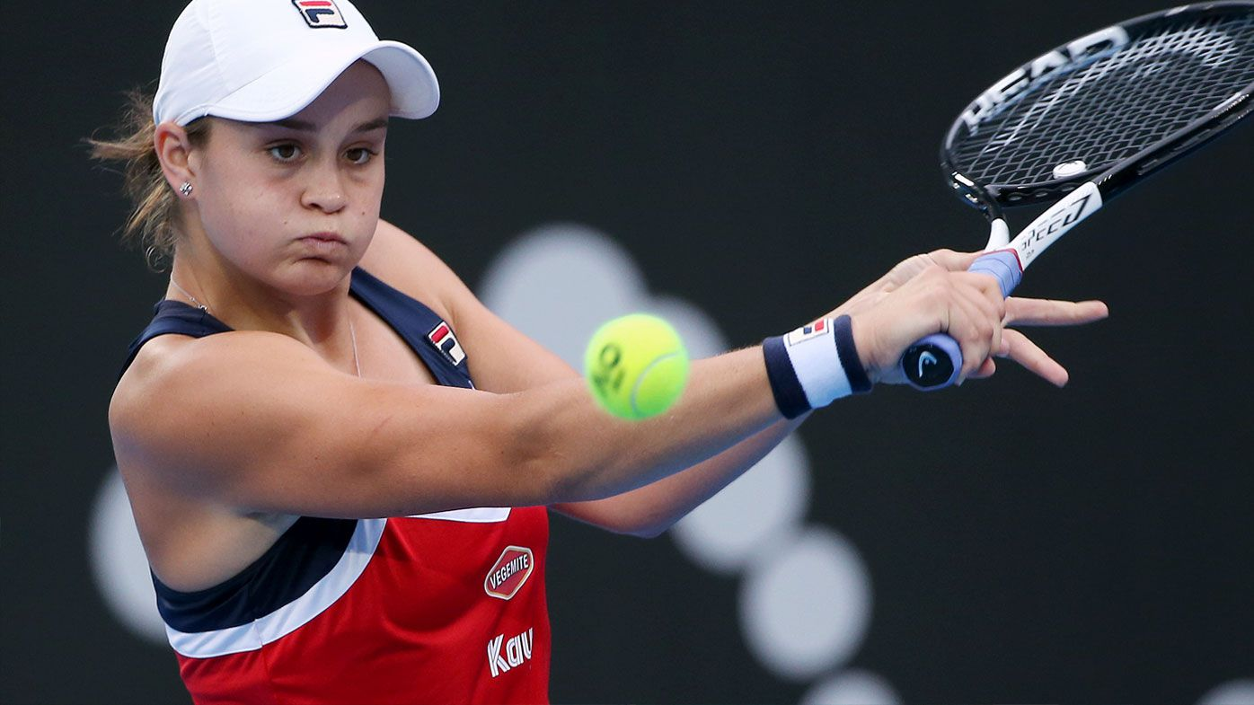 Australian Open: Ash Barty's bold plan to stop in-form Petra Kvitova