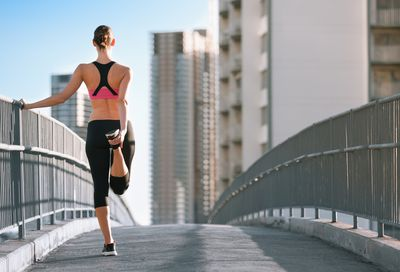 """<strong>""""Running is the best exercise to lose weight""""</strong>"""