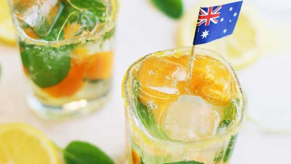 Aussie cocktail
