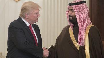 Mohammed bin Salman bin Abdulaziz Al Saud.