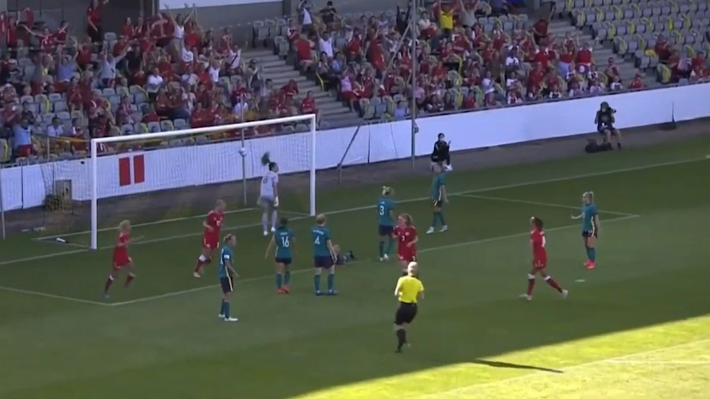 Matildas stung by own goals in 3-2 loss to Denmark ahead of Olympics