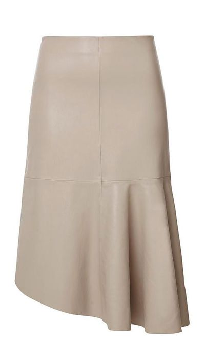 "<a href=""http://www.seedheritage.com/skirts/faux-leather-skirt/w1/i12476512_1001334/"">Faux Leather Skirt, $129.95, Seed Heritage</a>"
