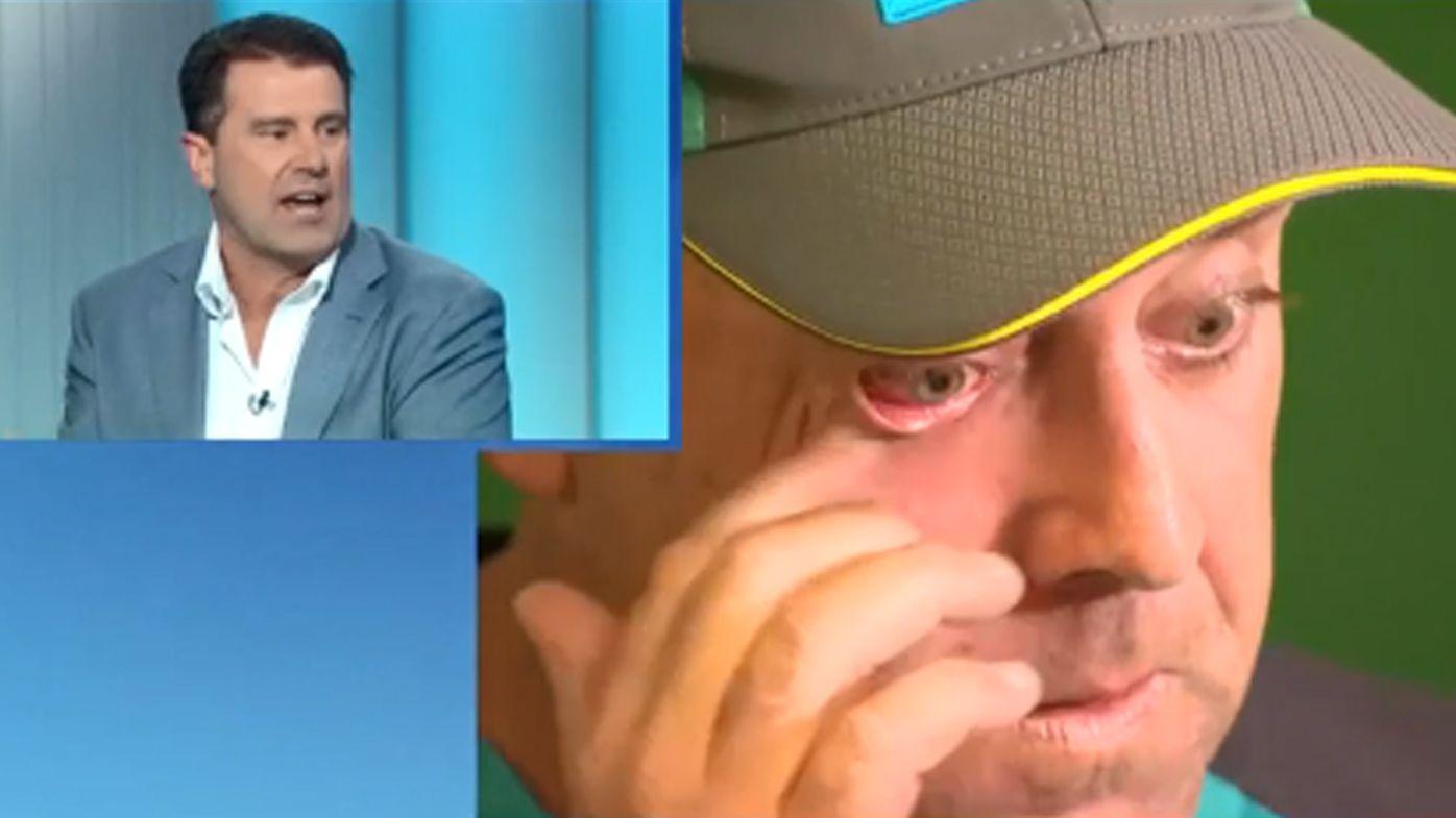 Cricket Australia board member Mark Taylor questions timing of Darren Lehmann speaking tour