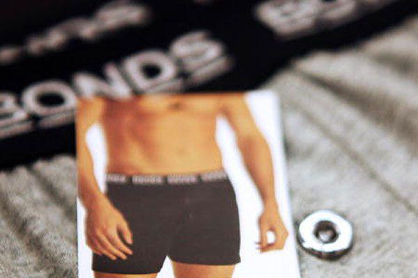 Bonds boxer shorts