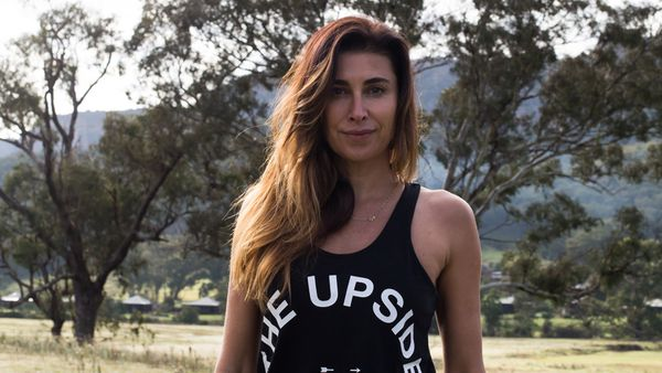 Jodhi Meares - model and fashion guru in her own right. Image: India Hartford-Davis.