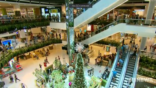 Retailers enjoyed an unexpected sales boost over the Christmas period, with an estimated 3 to 4 percent growth compared to the same time last year. (9News)