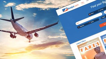 Budget travel website collapses days before Christmas