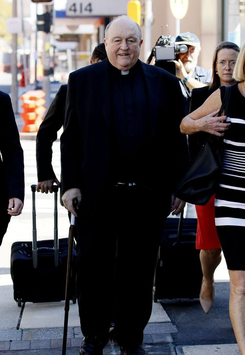 Archbishop Philip Wilson will face a two-week hearing over claims he concealed a colleague's sexual abuse of a 10-year-old boy in 1971. (AAP)