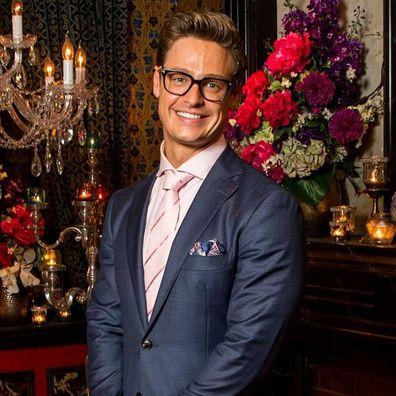 The Bachelor's Matt Agnew