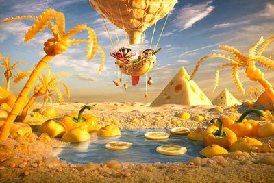 Yellow Oasis