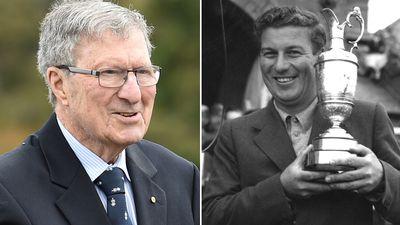 British Open winner Peter Thomson dies aged 88