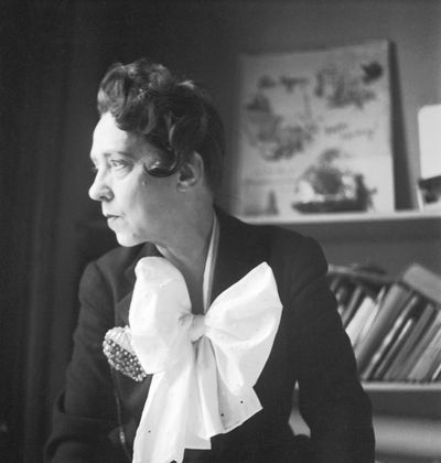 The talent of Elsa Schiaparelli, who collaborated with artists such as Salvador Dali, is ripe for the big screen treatment.