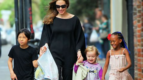Four-year-old Vivienne Jolie-Pitt's ridiculously huge first pay packet