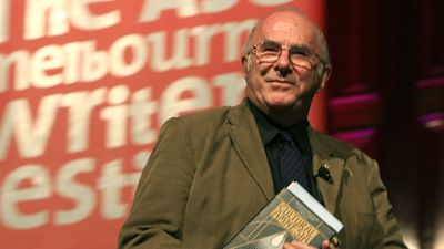 If Clive James didn't like you, you would know it by the laughter of those around you.