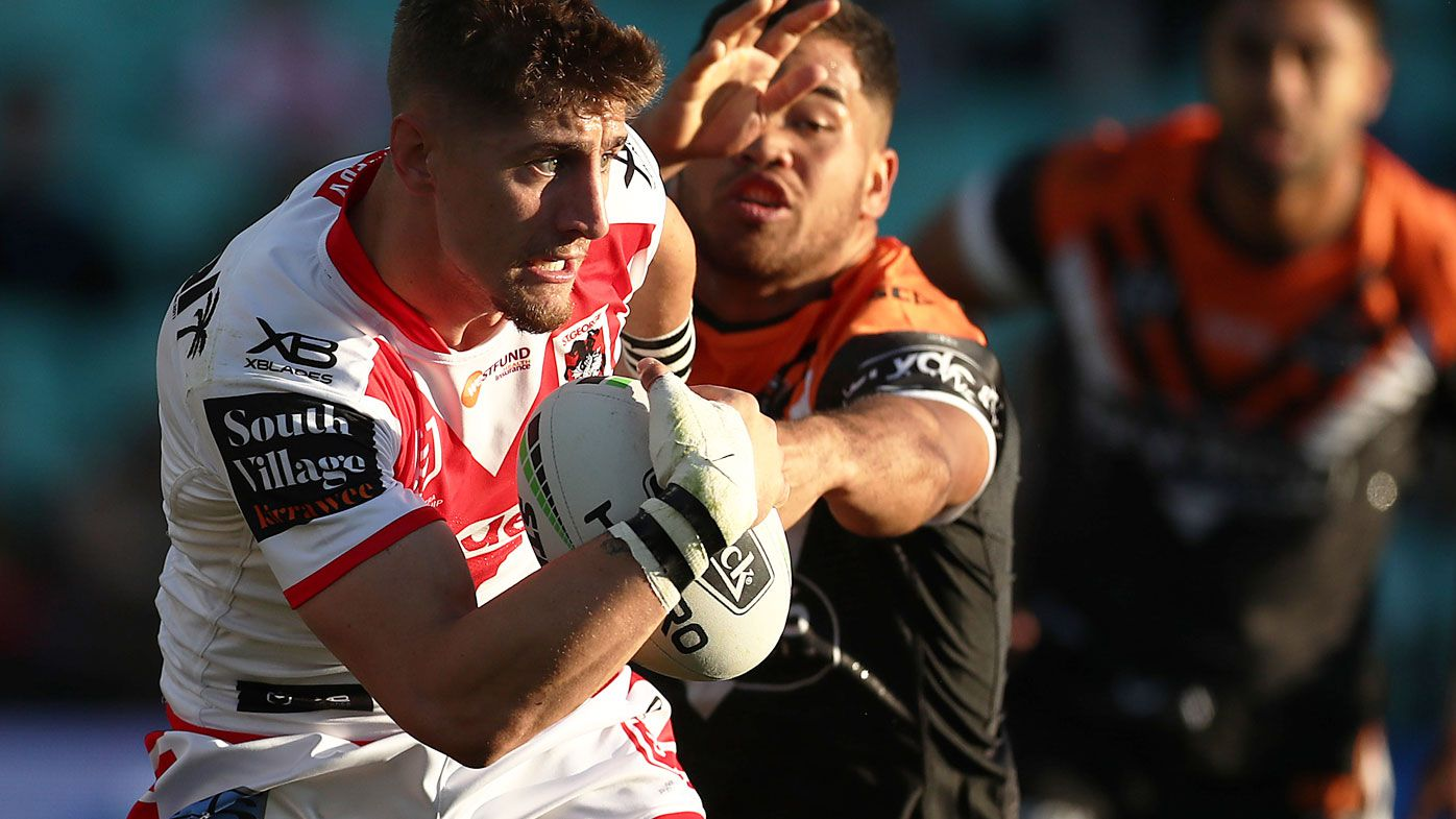 NRL: Dragons' Zac Lomax to make call on playing future