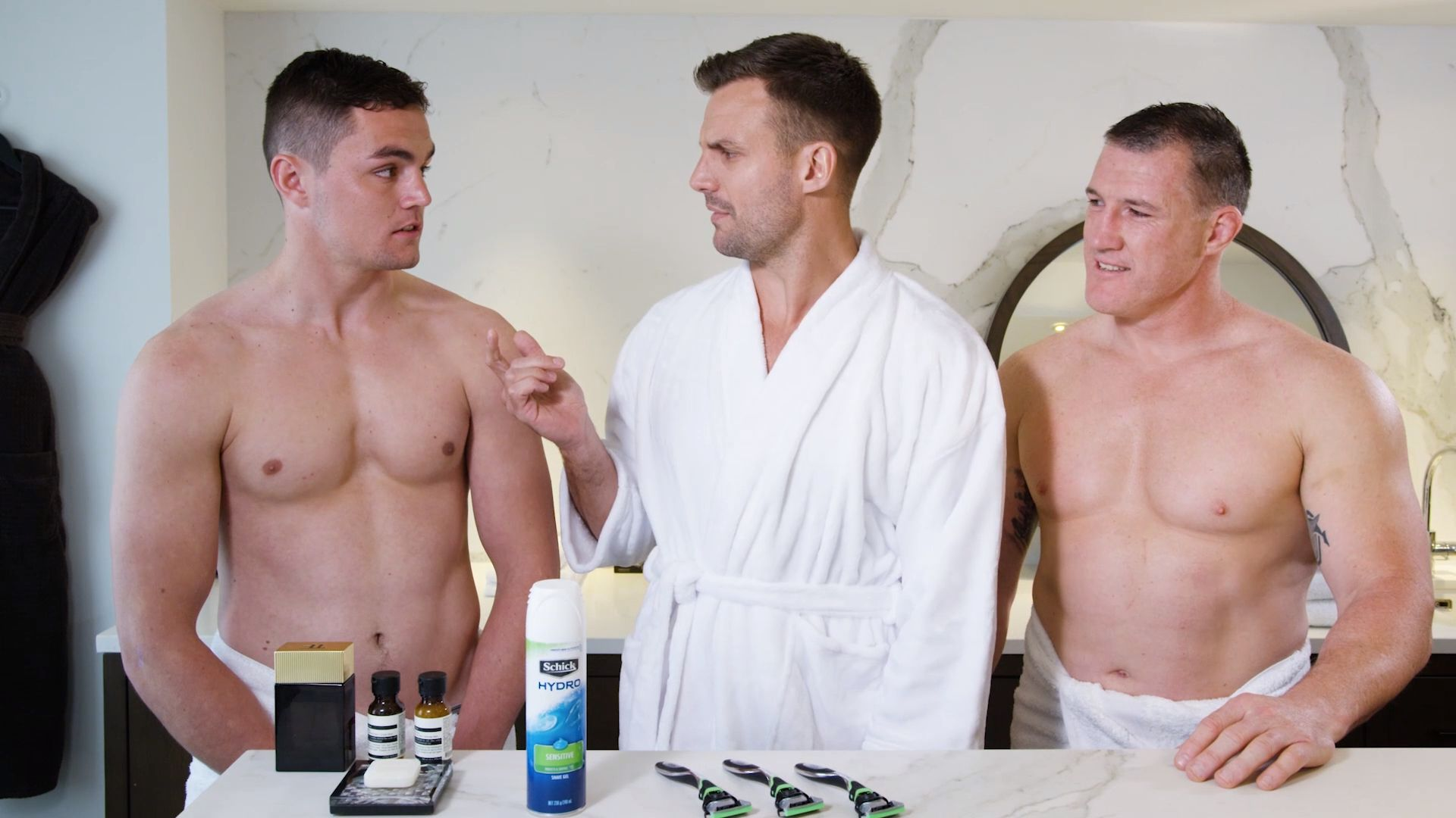 Looking schmick: How the pros prepare for the Dally M Awards