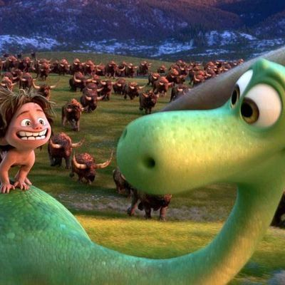 22. The Good Dinosaur
