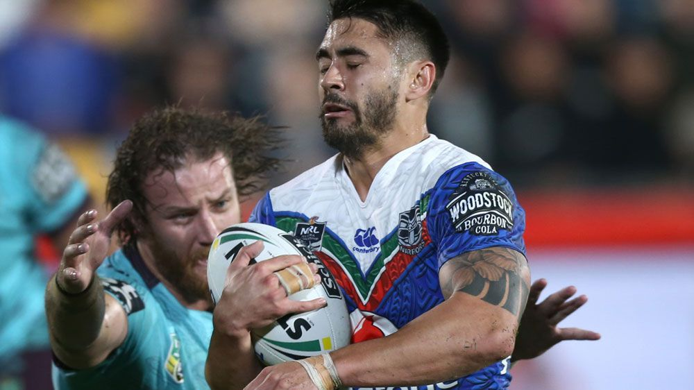 Warriors cruise past short Broncos in NRL