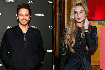 """From Oscar winners to married men, Lindsay Lohan's list of celebrity conquests left half of Hollywood scrambling for alibis.  <br/><br/>No-one more so than James Franco, who initially denied any relations with LiLo, only to later concede to Howard Stern that, """"We maybe kissed… it was lame. I can't believe she put me on that private list, she's so delusional!""""<br/><br/>Didn't your mother ever tell you not to kiss and tell, James?<br/>"""