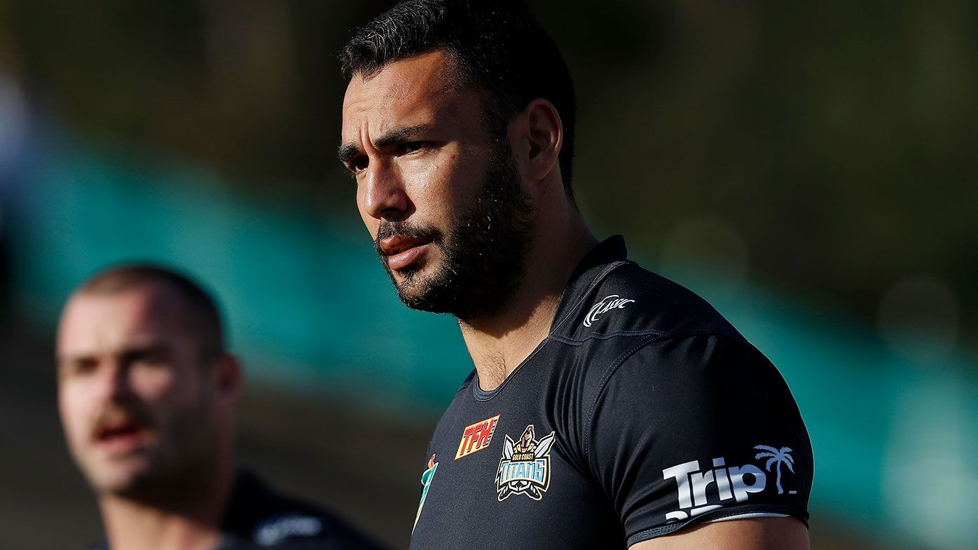 Gold Coast Titans Ryan James suffers recurrence of ACL injury