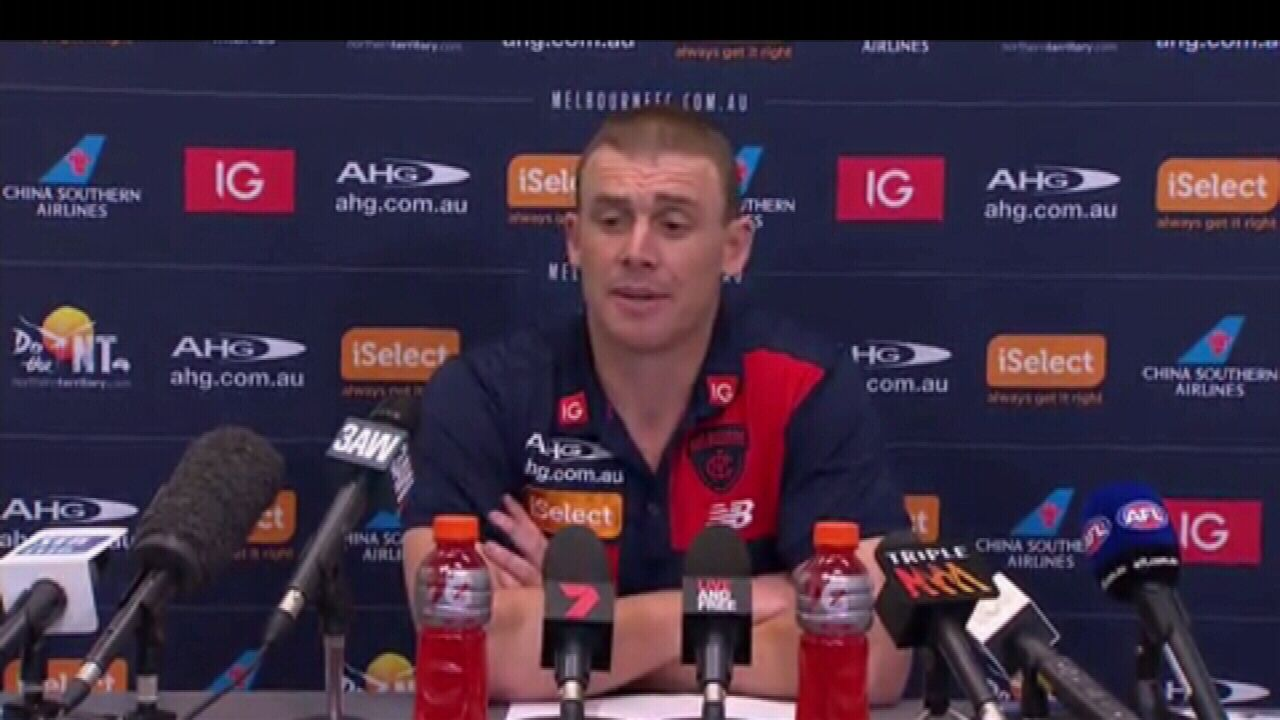 Goodwin defends Demons culture