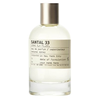 "<a href=""https://www.mecca.com.au/le-labo/santal-33/V-011641.html#q=unisex%2Bfragrance&amp;start=1"" target=""_blank"">Le Labo Santal 33 100ml, $396</a>"