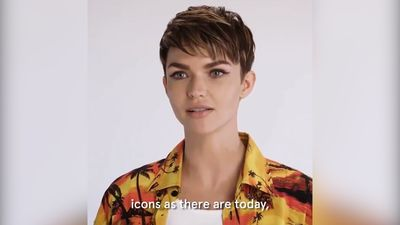 Ruby Rose reveals her queer icons and first girl crushes