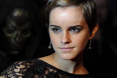 Emma Watson, young and stunning.
