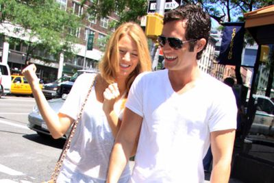 When: 2008-2010<br/>Lonely boy wasn't so lonely with Upper East Side socialite Serena van der Woodsen aka Blake Lively around...