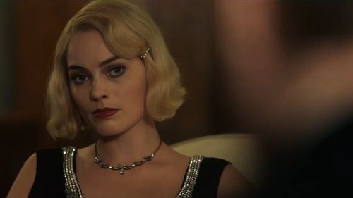 Margot Robbie stars in Goodbye Christopher Robin. (9NEWS)