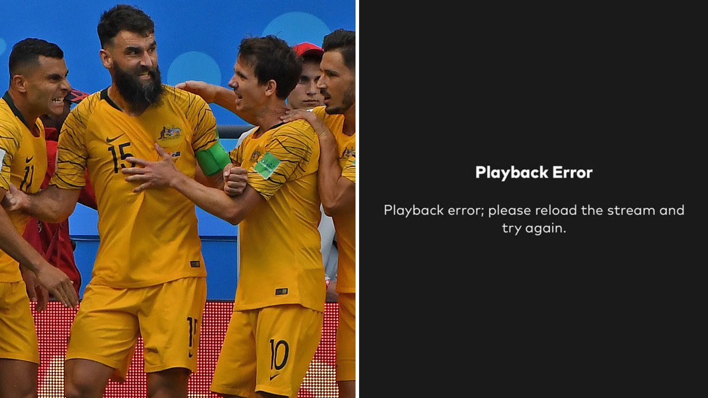 World Cup matches will be available for free on Optus Sport