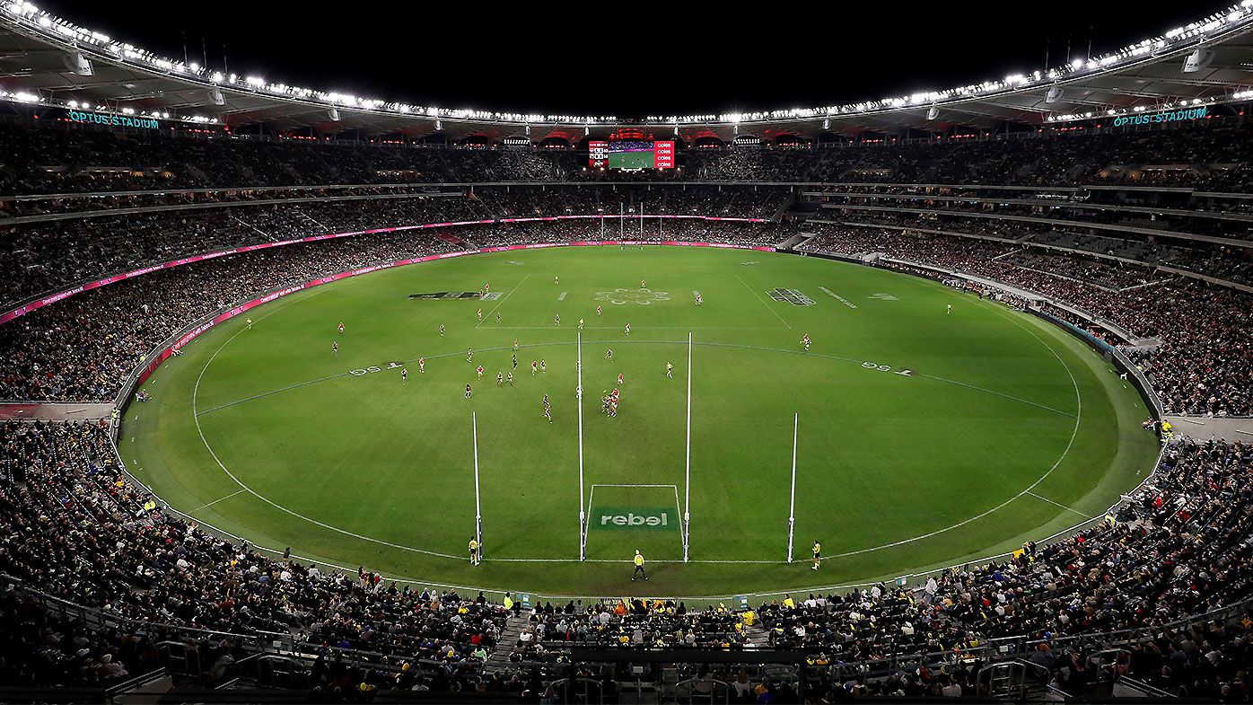 'A real chance': Eddie McGuire says COVID-19 could force AFL into Perth-based finals hub