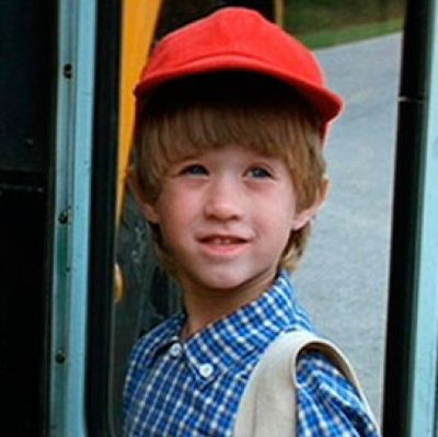 Haley Joel Osment as Forrest Gump Jr: Then