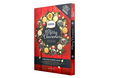12 Days of Cheesemas Advent Calendar, Woolworths