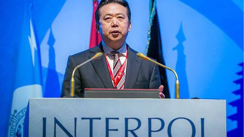Former agency leader Meng Hongwei was arrested in China last month and forced to resign