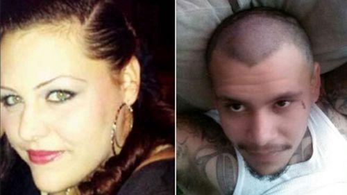 Heather Barron, left, and Kareem Leiva. (Photo: Facebook).