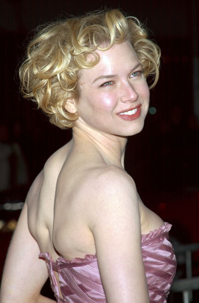 "<p>""There's nothing more beautiful than a woman who embraces her maturity and the respect that comes along with it,"" the actress revealed to<em> Vanity Fair.</em></p> <p>Pictured at the Chicago premiere in New York City 2002</p>"