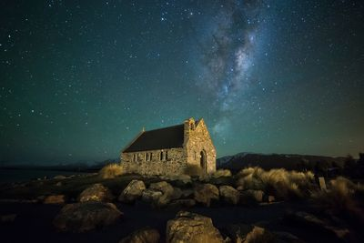 <strong>Church of the Good Shepherd, Tekapo</strong>