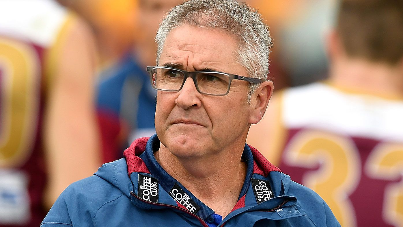 Brisbane Lions coach Chris Fagan responds to Dayne Beams trade rumour