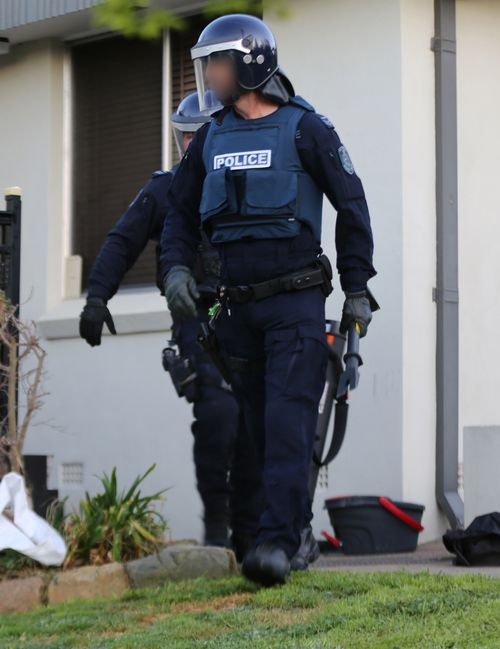 New South Wales Police Force, Australian Border Force and United States Homeland Security all worked together on the investigation, which began in August.