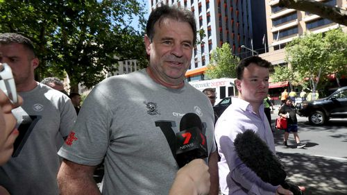 John Setka was expelled from the Labor Party.