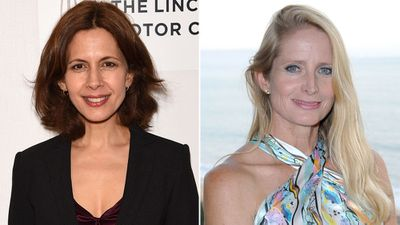 Jessica Hecht and Jane Sibbett: Now...