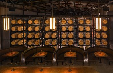 Archie Rose Distillery bar