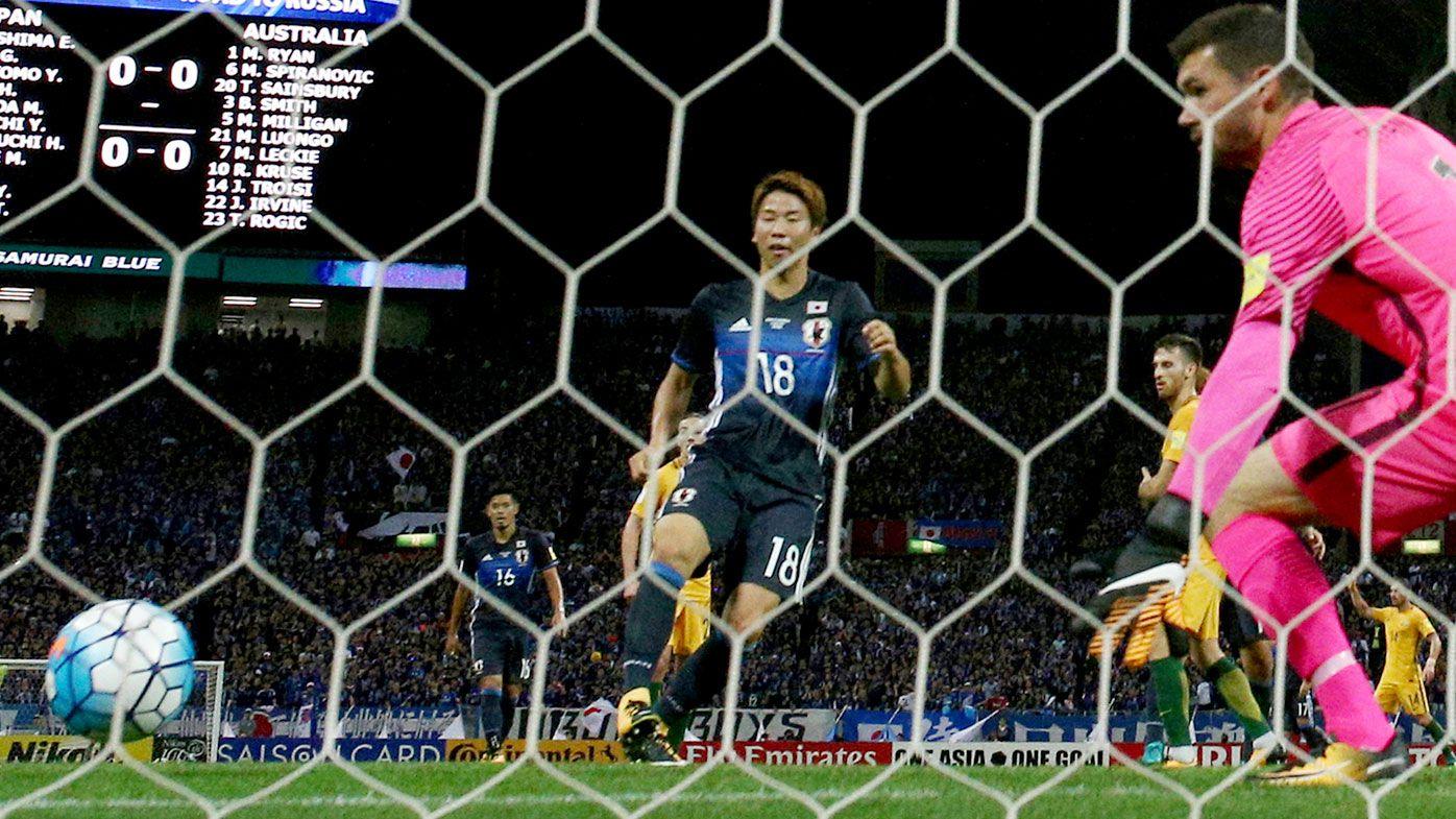 Japan loss makes life tough for Socceroos