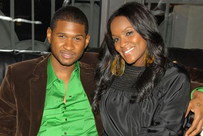 Usher hooked up with his stylist Tameka, who he married in 2007. The pair had two kids, but filed for divorce in 2009. After a bitter custody battle, Usher won primary physical custody of Usher Raymond V and Naviyd Ely Ramond in 2012.<br/><br/>Image: Getty
