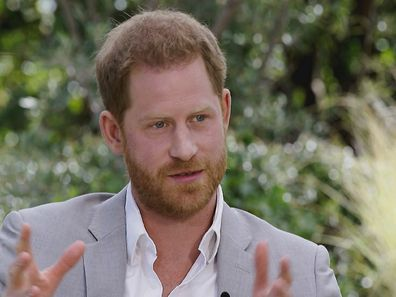 Prince Harry trapped in royal life