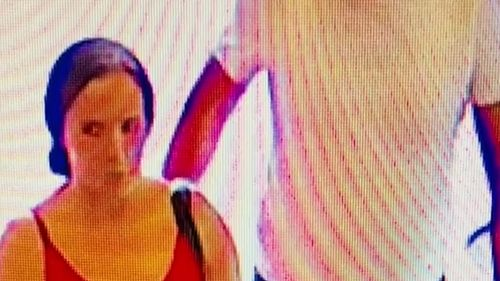 Do you recognise this woman? Picture: Facebook