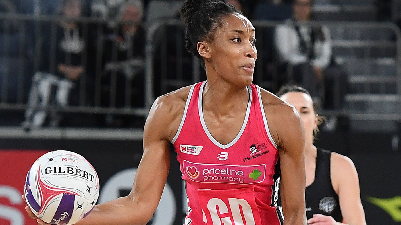 EXCLUSIVE: Adelaide Thunderbirds star Layla Guscoth opens up on her decision to fight COVID-19 as a doctor