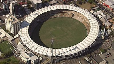 'The venue will always be known as the Gabba'